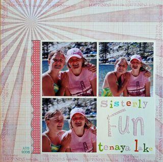 Sisterly Fun